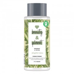 Balsam Rosemary and Vetiver, 400ml - Love Beauty and Planet