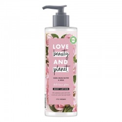 Lotiune Corp Murumuru Butter and Rose, 400ml - Love Beauty and Planet