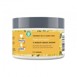 Masca pentru Par Coconut Oil and Ylang Ylang, 300ml - Love Beauty and Planet