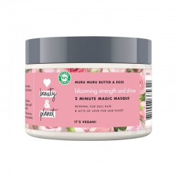 Masca pentru Par Murumuru Butter and Rose, 300ml - Love Beauty and Planet