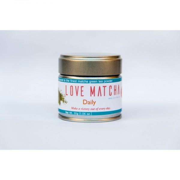 Ceai Matcha daily - LOVE MATCHA | LONGEVIV.RO