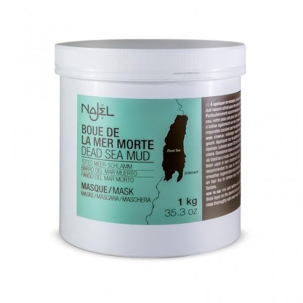 Namol de la Marea Moarta, 1 kg - Najel