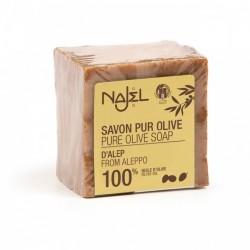 Sapun traditional de Alep cu 100% ulei de masline - NAJEL