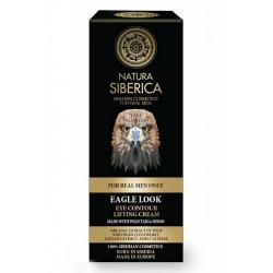 Crema ochi lifting pentru barbati cu plante siberiene si cafeina, Eagle Look - Natura Siberica