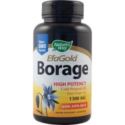 Borage 1300mg EfaGold - Nature's Way