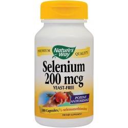 Selenium 200mcg - Nature's Way