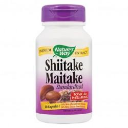 Shiitake Maitake SE - Nature's Way
