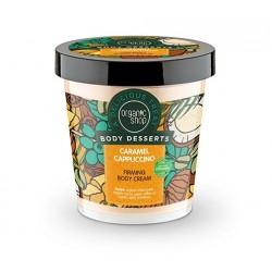 Crema de corp delicioasa Caramel Cappuccino Body Desserts - Organic Shop