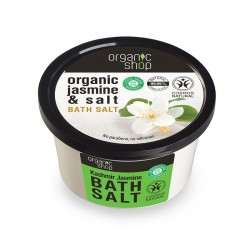 Sare de baie cu iasomie Kashmir Jasmine - Organic Shop