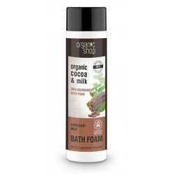 Spumant de baie cu lapte si cacao Chocolate Milk - Organic Shop