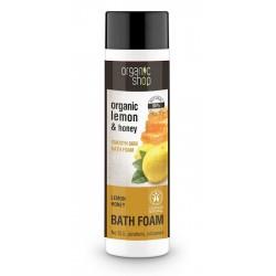 Spumant de baie cu miere si lamaie Lemon Honey - Organic Shop