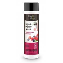 Spumant de baie cu zmeura si acai Berry Delight - Organic Shop
