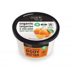 Unt de corp delicios cu mandarine Seville Tangerine - Organic Shop