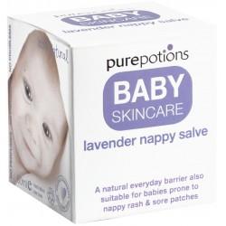 Crema lavanda pentru iritatii - Purepotions