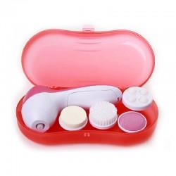Perie electrica 4 in 1 pentru curatare faciala - Pure