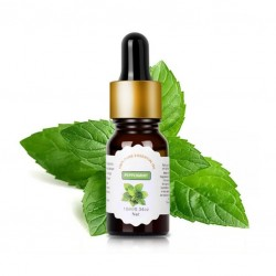 Ulei esential menta, efect relaxant, 10 ml - Pure