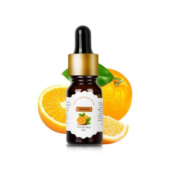 Ulei esential, efect relaxant, Portocala - Pure