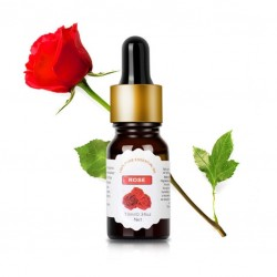 Ulei esential, efect relaxant, Trandafir - Pure