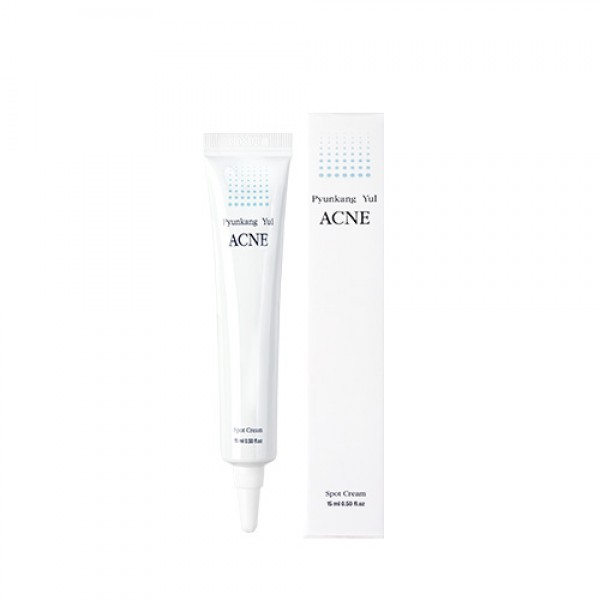 Tratament anti-acnee cu aplicare locala, 15ml - Pyunkang Yul