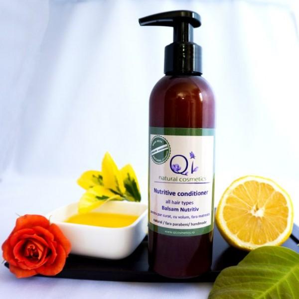 Balsam natural hidratant - QI Cosmetics