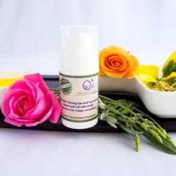 Crema anti-rid pentru ochi si ten - QI Cosmetics