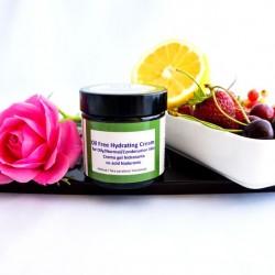 Crema hidratanta cu acid hialuronic - QI Cosmetics | Longeviv.ro