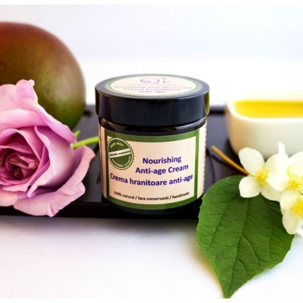 Crema anti-aging - QI Cosmetics | Longeviv.ro