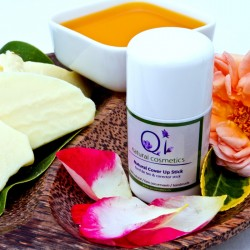 Fond de ten natural si anticearcan - QI Cosmetics