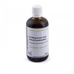 Lotiune tonica naturala - QI Cosmetics