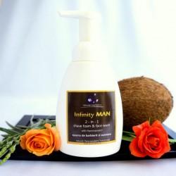 Spuma de ras - QI Cosmetics