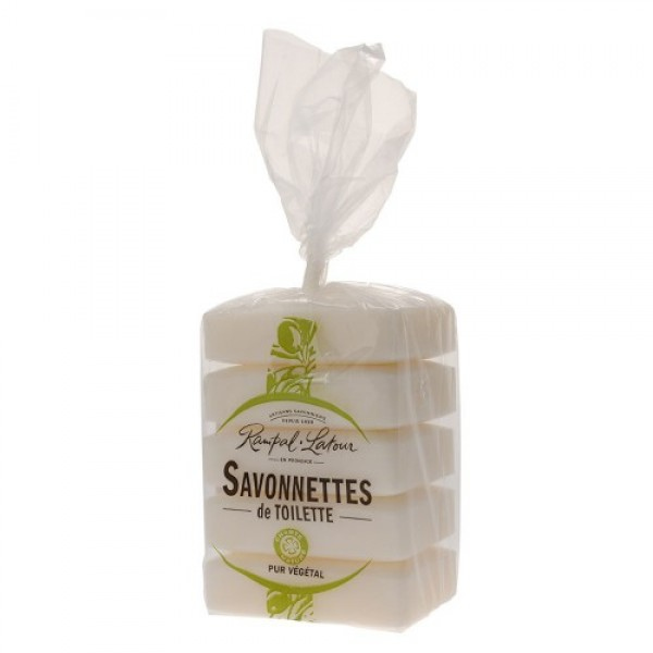 Pachet 5 sapunuri naturale cu Lacramioara - Rampal-Latour