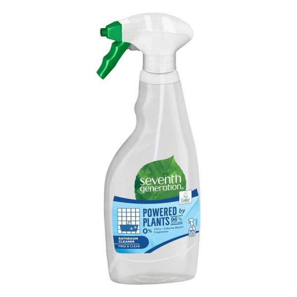 Detergent ecologic pentru baie Seventh Generation Free & Clear, 500ml