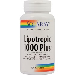 Lipotropic 1000 Plus - Solaray