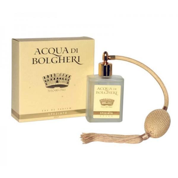 Parfum SPICY - Acqua di Bolgheri - Dr. Taffi