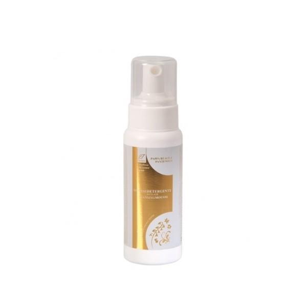 Spuma detergenta cu laptisor de matca si Phantenol - Dr. Taffi