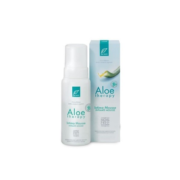 Spuma pentru igiena intima, Aloe Therapy - Dr. Taffi