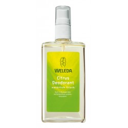 Deodorant cu citrice 100ml - Weleda