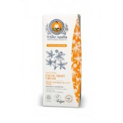 Crema de noapte antiage cu ginseng siberian Active Rejuvenation - White Agafia