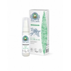 Crema-gel anti cearcan pentru ochi Youth Protection - White Agafia