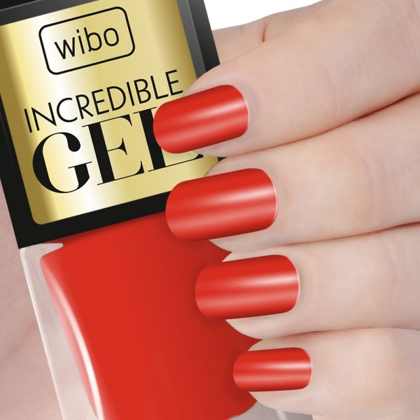 Lac de unghii Incredible Gel, no.4 - Wibo