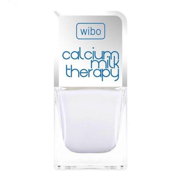Tratament hidratant pentru unghii cu proteine din lapte si Calciu - Wibo