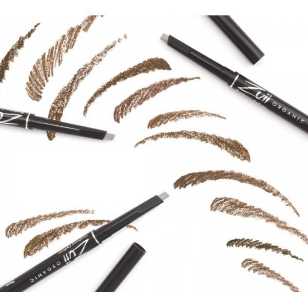 Creion organic pentru definirea sprancenelor - ZUII Organic