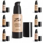 Fond de ten organic cu ingrediente florale - ZUII Organic